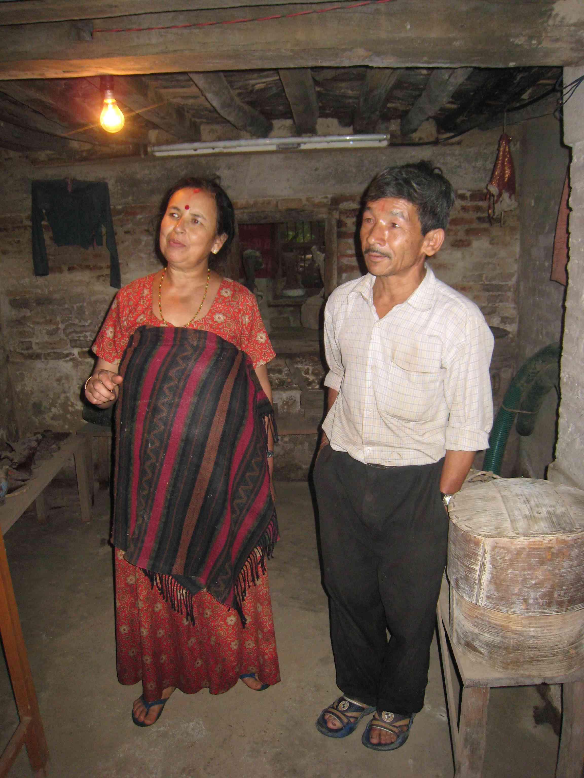 Khokana Museum Directors