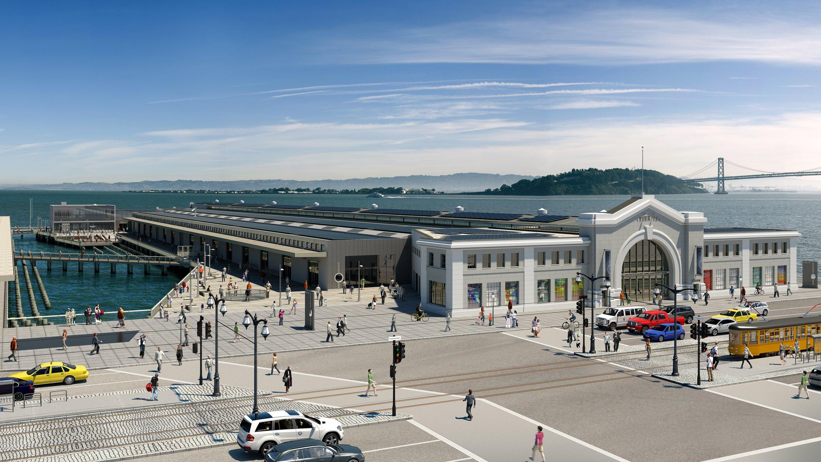 Exploratorium announces new location museum planner for San francisco new museum