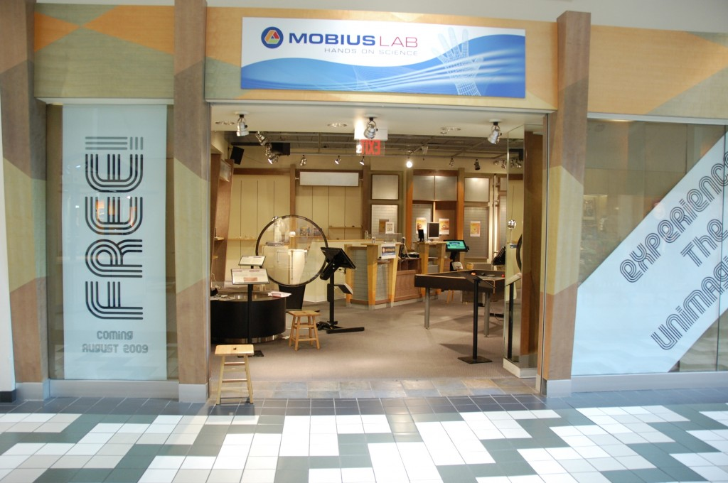 Mobius Lab, Preview Science Center