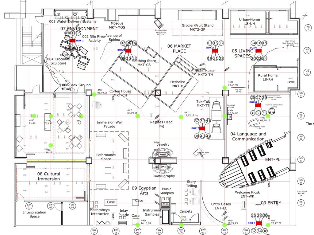 simple electrical plan - HD1829×1367