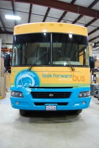 PG and E Look Forward Bus, Experiential Marketing