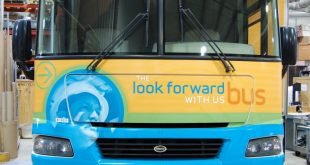 PG&E Look Forward Bus, Experiential Marketing